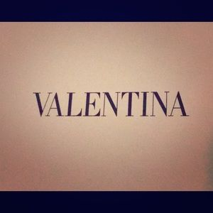 Valentina by Valentino Parfums Makeup Pouch